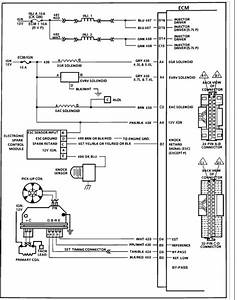 1990 Chevy Throttle Body Diagram