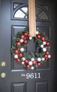 Cheap & Easy Christmas Wreath Sorry Pottery Barn Our