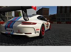 PORSCHE 911 GT3 CUP 2017 martini RaceDepartment