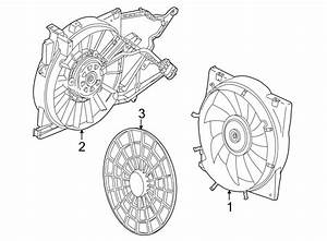 Saturn Ls1 Engine Cooling Fan Assembly