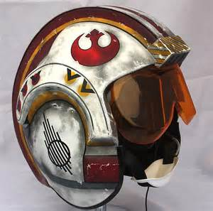 Star Wars a Wing Fighter Pilot Helmet
