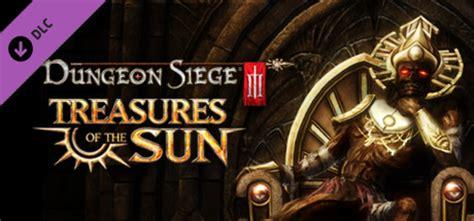 dungeon siege 3 steam dungeon siege iii treasures of the sun on steam