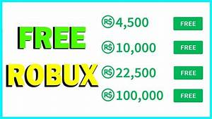 How To Get Free Robux 2019 - Free Robux Codes