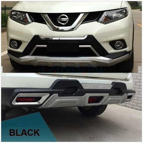 nissan nuevo x arrastre 2014 los accesorios delanteros y traseros autos de 2015 guardias de