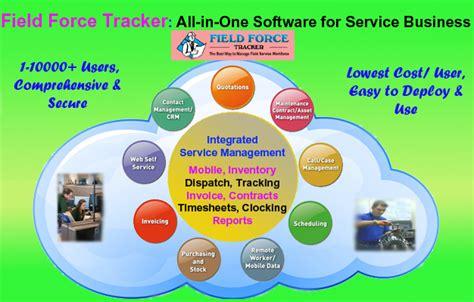 Best Service Software Field Service Software Designed For Enterprise Organizations