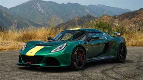 Performance sport exhaust for LOTUS EXIGE S Coupè with ...