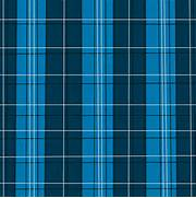 Blue And Green Plaid P...
