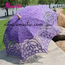 photography props for sale hot selling ecru lace bridal parasols wedding lace