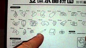 Original 3d Crystal Puzzle Skull Instructions