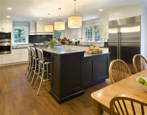 shaped kitchen islands simple 25 l shaped kitchen islands design inspiration of