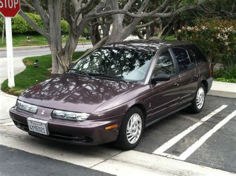 auto air conditioning repair 1998 saturn s series electronic valve timing sell used 1998 saturn sw2 base wagon 4 door 1 9l in torrance california united states for us