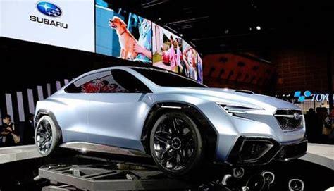 2020 subaru wrx sti hatchback looks like the next generation subaru wrx sti will grow in