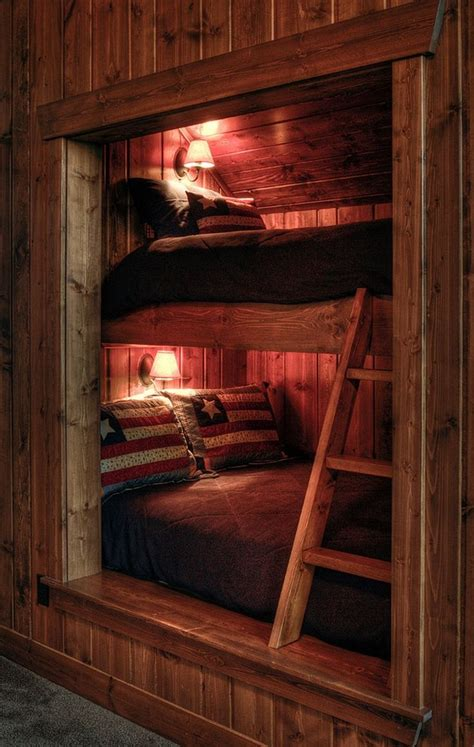 perfectly cozy bunk beds   cozy places bed nook