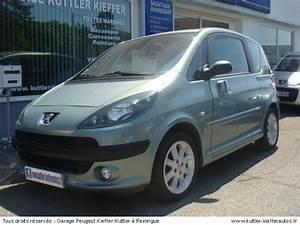 Peugeot 1007 Occasion : v hicules d 39 occasions peugeot 1007 en alsace achat et vente de v hicules d 39 occasions peugeot 1007 ~ Medecine-chirurgie-esthetiques.com Avis de Voitures