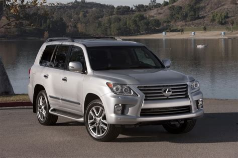 Lexus Lx Photo by Photos 2013 Lexus Lx 570 Price Photo 3