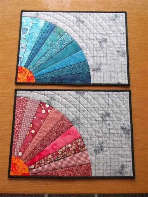 quilted placemats patterns best 10 placemat ideas on japanese design
