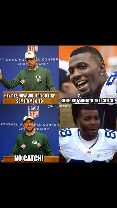Playoffs Meme - nfl meme after the controversial dez bryant quot drop quot in the nfc playoffs football memes