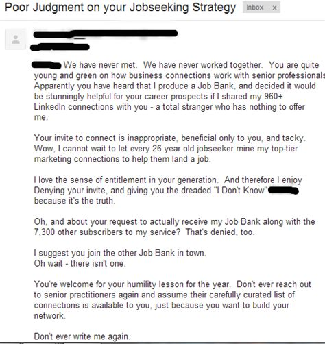 How To Send Resume To Company Not Hiring by Cleveland Bank Operator Blazek Shamed For Rejection Letters Ny Daily News