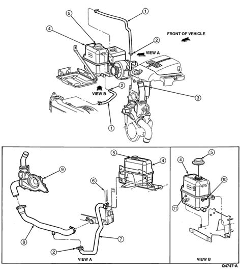 04 F250 Engine Diagram by Ford F 250 Cooling System Diagram Wiring Diagram Fuse Box