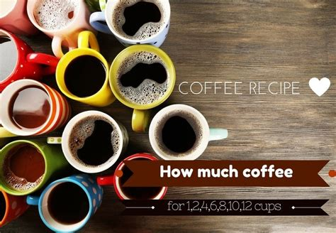 Divide 16 by 3 (because 1 tablespoon of coffee per 3 ounces of water). How Many Tablespoons Of Coffee Grounds For 12 Cups Water ...
