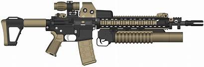 Assault Rifle Transparent Clipart Pluspng