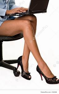 Business Woman Legs Picture