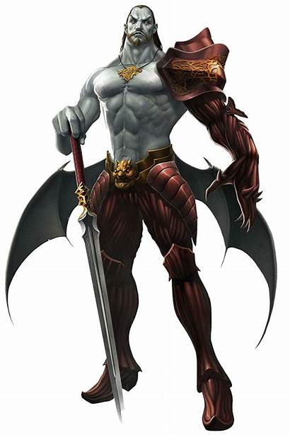Vampire Lineage Male Fantasy Rpg Characters Ii
