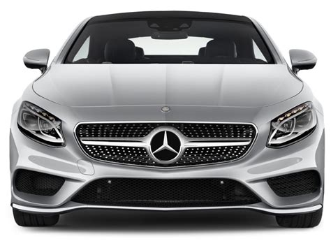 2017 Mercedes-benz S Class S550 4matic Coupe Front