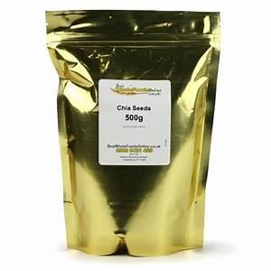 Buy Chia Seeds 500g