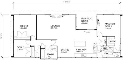 Bathroom Floor Plans Nz by 3 Bedroom Transportable Home 125sqm