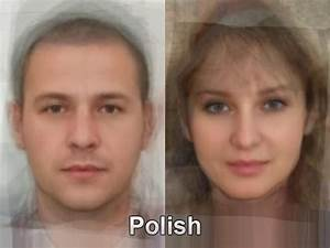 The typical Polish face from thousands and thousands of ...