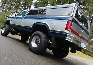 1986 Ford F350 4x4 460 Manual Lifted Must See Turn Key