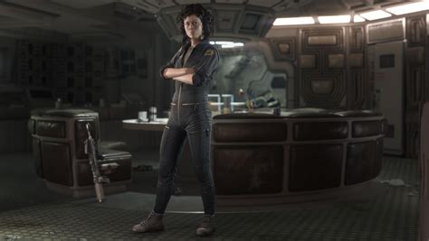 Original Alien Cast Reprises Roles In Alien Isolation Dlc