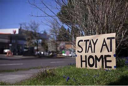 Stay Order Place Shelter Coronavirus Pandemic Oregon