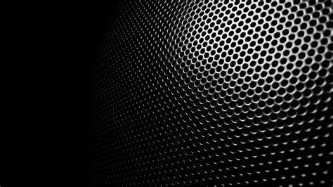wallpaper design black and white metallic grid motion background metal background