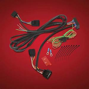 Trailer Wiring Harness Plug N Go For Gl1800 Goldwing 2018