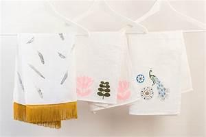 Weihnachtsgeschenke Selber Machen : kleine weihnachtsgeschenke selber machen diy geschirrhandt cher bestempeln leelah loves ~ Buech-reservation.com Haus und Dekorationen