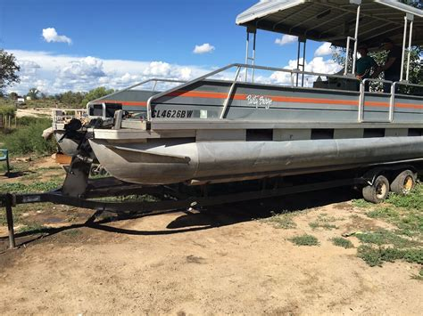 Tracker Boats Pontoon by Tracker 28 Pontoon Boat For Sale From Usa