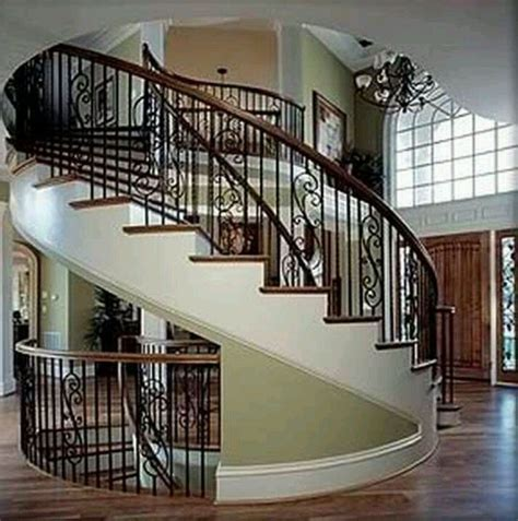 Moderne Quadratische Häuser by Circular Stairs Id Entrances Stairs Staircases
