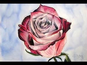 Comment Faire Du Rose En Peinture : tutoriel dessin pastel sec ~ Melissatoandfro.com Idées de Décoration