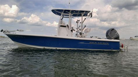 Seahunt Boats by 2013 Sea Hunt Bx 22 Br Power Boat For Sale Www