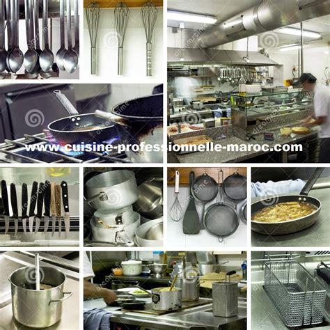 materiel cuisine maroc materiel de cuisine pro cuisines pro am nagement