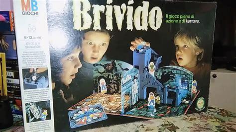 giochi da tavolo mb giochi da tavolo brivido 1985 mb gameplay e