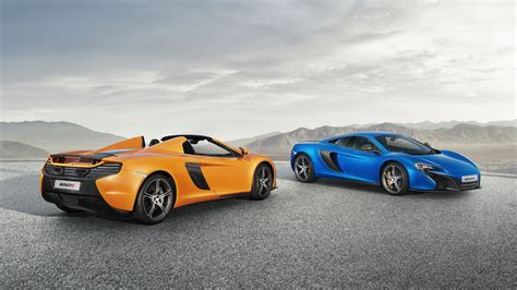 Mclaren 650s Pricing Announced