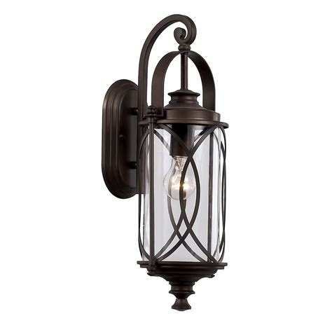 monteaux lighting 1 light oil rubbed bronze outdoor wall