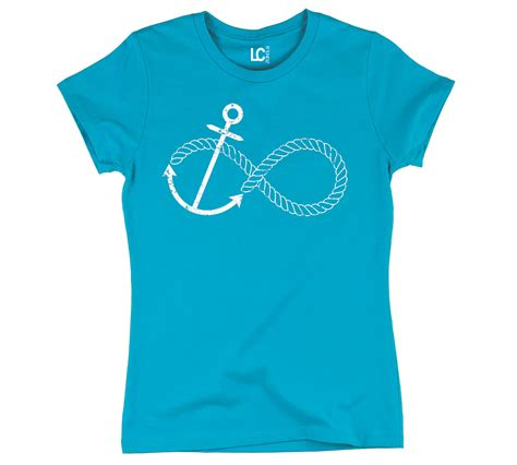 Boat Anchor Knot by Infinity Knot Anchor Boat Knot Nautical Sailing Vacation