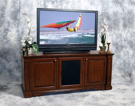 Tv Credenzas by Showcase Entertainment Centers Tv Cabinets Wall Units