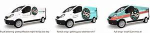 Truck lettering vs auto wraps lexington signs for Vehicle lettering design online