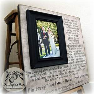 wedding gifts for parents parent wedding gift personalized With gifts for parents at wedding