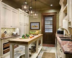 narrow kitchen island 1138
